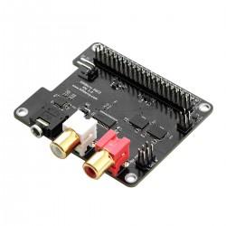 HIFIBERRY DAC2 PRO Module DAC pour Raspberry Pi Burr Brown 24bit 192kHz