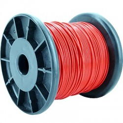 ELECAUDIO FC110T Wire Wire Copper FEP 1mm² (Red)