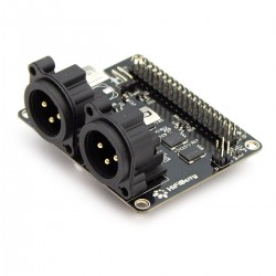 HIFIBERRY DAC2 PRO XLR Module DAC XLR Symétrique pour Raspberry Pi Burr Brown 24bit 192kHz