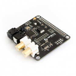 HIFIBERRY DAC+ DSP DAC Board with DSP for Raspberry Pi Burr Brown 24bit 192kHz
