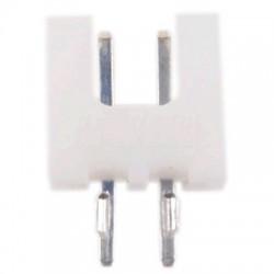 Connector JST XH Male 2 channels (B2B-XH-A) unit