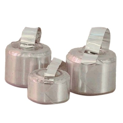 MUNDORF SFC16 Coil Foil Coil Silver 0.22mH