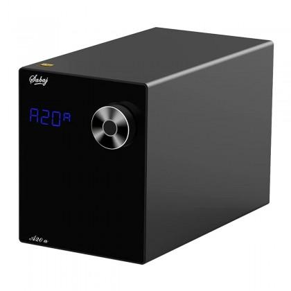 SABAJ A20A Amplifier Class D 2x Infineon MA12070 Balanced 2x90W 4 Ohm