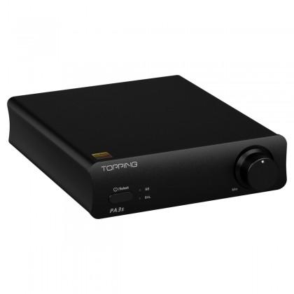 TOPPING PA3S Amplificateur Class D Symétrique 2x MA12070 2x65W 4 Ohm