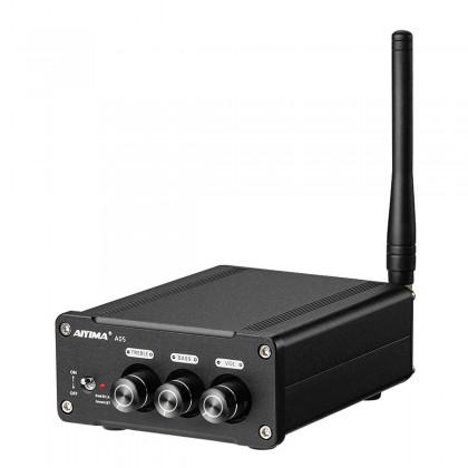 AIYIMA A05 Class D Amplifier TPA3221 Bluetooth 5.0 aptX HD 2x105W 4 Ohm