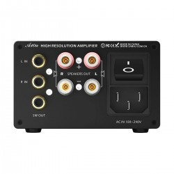 SABAJ A10A Amplifier Class D Infineon MA12070 2x80W 4 Ohm