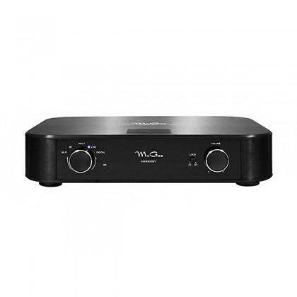 MCGEE HARMONY Hybrid Amplifier 6N1 Tubes WiFi Bluetooth 4.0 2x50W 4 Ohm