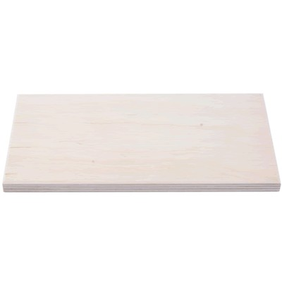 JANTZEN AUDIO MDF plate for mounting Filter 200x100x12mm