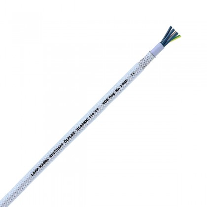 OLFLEX 110CY Câble Secteur Blindé 3x1.50mm² Ø 8.0mm