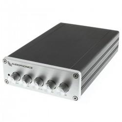 AUDIOPHONICS Amplificateur 2.1 Class D TPA3116D2 2x 50W +100W 4 Ohm Noir