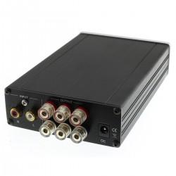 AUDIOPHONICS Amplifier 2.1 Class D TPA3116D2 2x 50W +100W 4 Ohm Silver