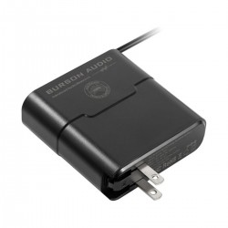 BURSON AUDIO SUPER CHARGER 3A Very Low Noise Switching Power Adapter 100-240VAC to 24VDC 3A