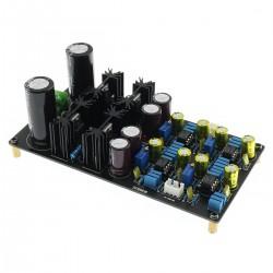 Stereo Phono Preamplifier Board Low Noise JRC5534 LME49710