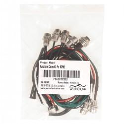 WONDOM PS-BC12312 Package Câbles Fonctionnels pour Module BCPB2