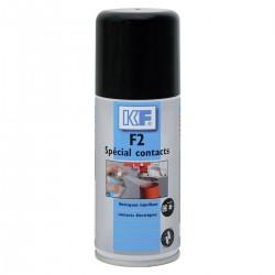 KF F2 Nettoyant Lubrifiant pour Contacts 100ml