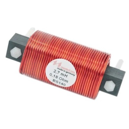 Bobine Mundorf I-core BS140 vernie 3.00 mH