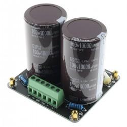 Linear Power Supply Module 2x 10000µF 100V