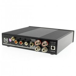 AIYIMA D03 Amplificateur FDA 2.1 TAS5624A Bluetooth 2x120w 4 Ohm