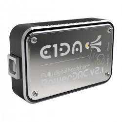 E1DA POWERDAC V2.1 Amplificateur Casque FDA TAS5558 320mW 32 Ohm