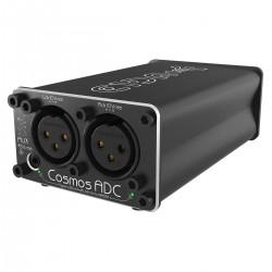 E1DA COSMOS ADC Symétrique ES9822Pro 32bit 384kHz