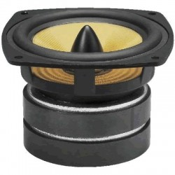 MONACOR SPH-102KEP Speaker Driver Midrange 40W 8 Ohm 88dB Ø10cm