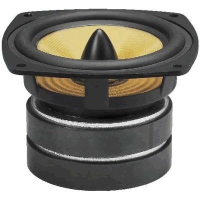 MONACOR SPH-102KEP Speaker Driver Midrange 40W 8 Ohm 88dB Ø 10cm