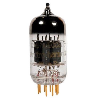 ELECTRO-HARMONIX GOLD 12AU7/ECC82 Broches plaqué Or (Goldpin)