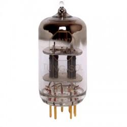 TUNG-SOL 12AX7 Tube haute qualité Connecteurs Plaqué Or (Goldpin)