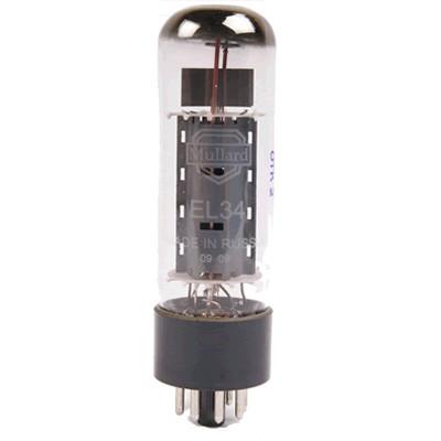 MULLARD EL34 / 6CA7 Tube de puissance Haute Qualité