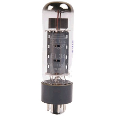 MULLARD EL34/6CA7 Tube de puissance Haute Qualité