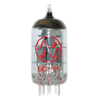 JJ ELECTRONICS 12AT7/ECC81 Tube neuf
