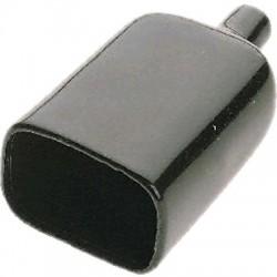 Capuchon de protection pour embase IEC avec porte fusible