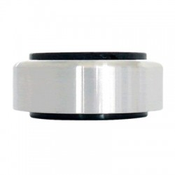 DYNAVOX Pieds Aluminium brossé silver 50x21mm (Set x4)