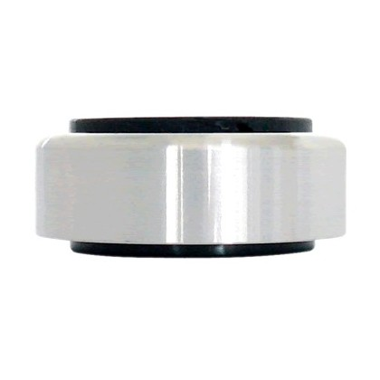 "Dynavox Pieds en Aluminium Brossé ""Silver"" 50mm (set x4)"
