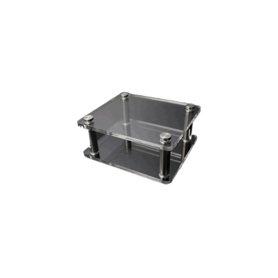 Aune X Series Xstand Mini Support Stand X1 And X2 Audiophonics # Meuble Tv Plexiglass