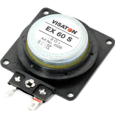 VISATON EX-60S Exciter 8 Ohm Vibrating Speaker