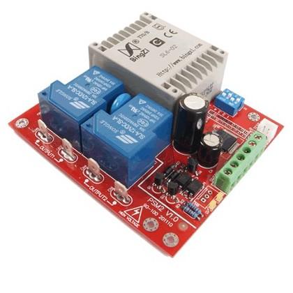 AUDIOPHONICS PSM2 Module de Gestion d'allumage 220V 30A