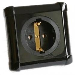 Oyaide SWD-GX-e SCHUKO Wall Plug Gold Plated 24k