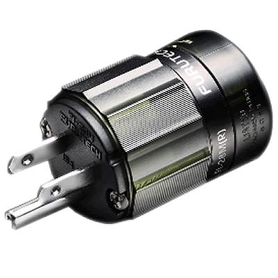 FURUTECH FI-28M (R) Connecteur secteur US Plaqué Rhodium Ø17.5mm
