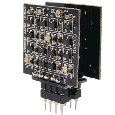 DEXA DISCRETE AUDIO OPAMP AOP Double Discrete Components DIP8