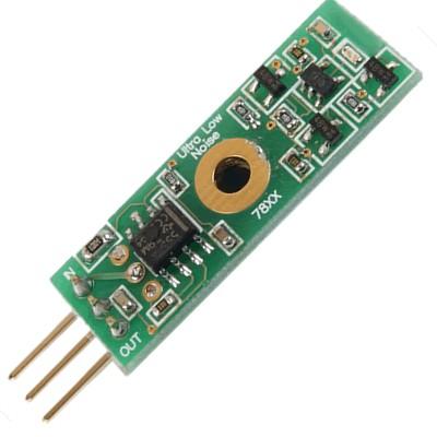 DEXA DX7805 5.0V UWB Régulateur de voltage +5V