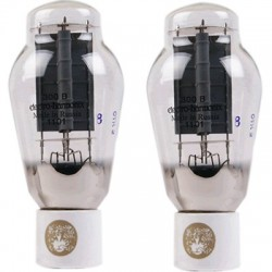 "ELECTRO-HARMONIX 300B Tube ""Platinum Matched"" (Paire Appairée)"