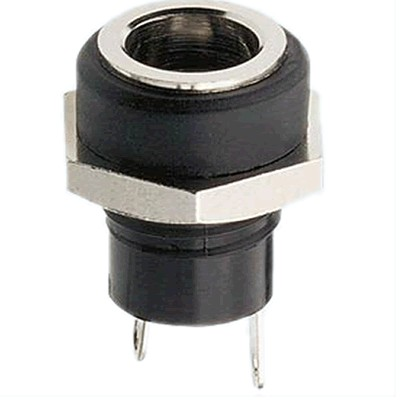 Embase d'alimentation femelle Jack DC 5.5 / 2.1mm