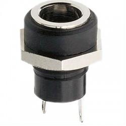 Embase d'alimentation femelle Jack DC 5.5 / 2.5 mm