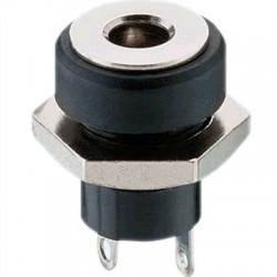 Embase d'alimentation femelle Jack DC 3.6/1.3 mm
