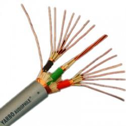 YARBO SP-1100PW Câble secteur Triple Blindage OCC 5.53mm² Ø16.5mm
