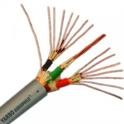 YARBO SP-1100PW Câble secteur Triple Blindage OCC Ø 16.5mm