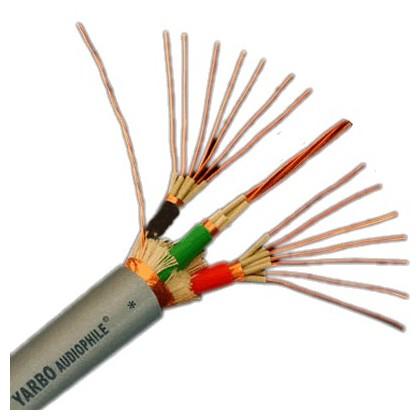 YARBO SP-1100PW Câble Secteur Triple Blindage OCC 0.5m Ø 16.5mm