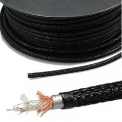W&M Audio NF5 Câble de modulation Asymétrique Argent Ø7.8mm