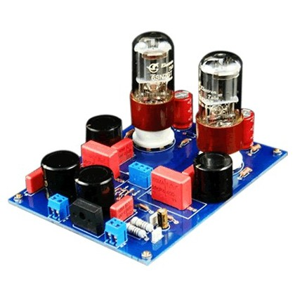 AMC - Kit Preamp module SRPP tube 6SN7